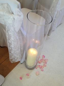 Aisle Carpet Storm lamps