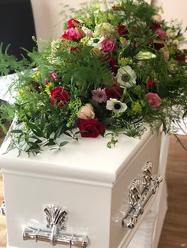MUMS Funeral Flowers