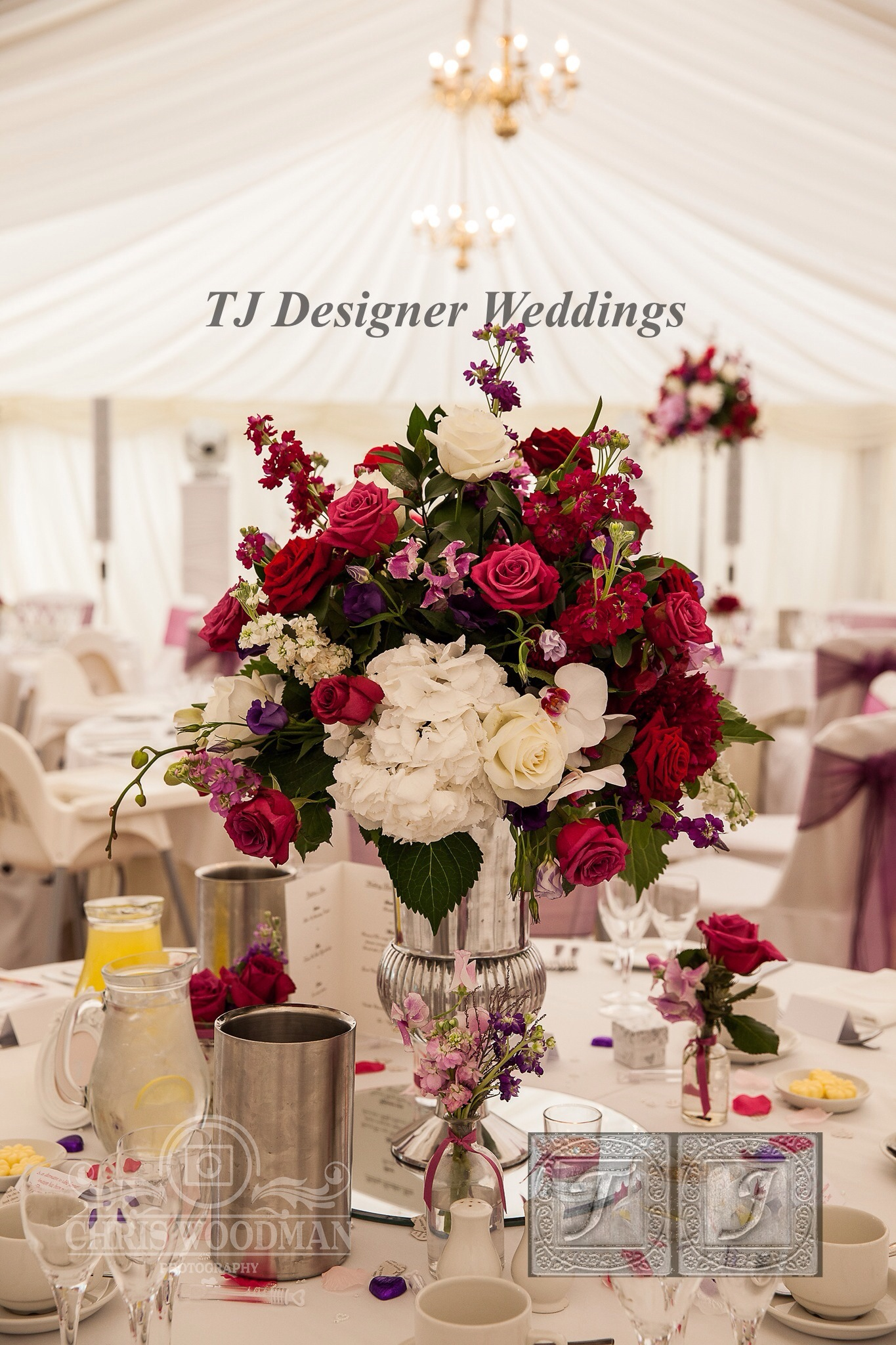 TJ Designer Weddings