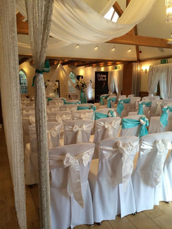 Coverit Weddings, Chair Covers