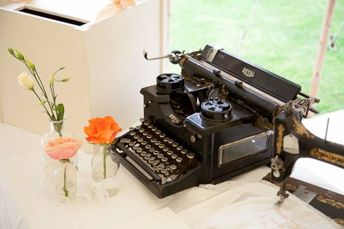 Vintage Typewriter for hire
