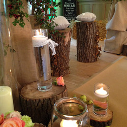 Mulberry House Rustic woodland