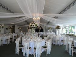 Wedding Chandeliers & canopy - Essex