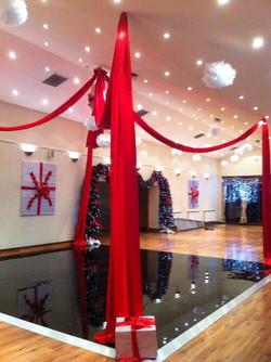 Christmas Ceiling Canopy
