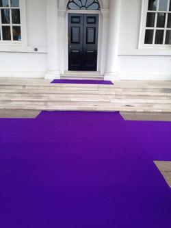 Coverit Proms Entrance Carpet VIP