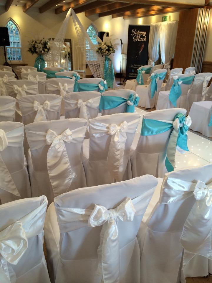 Ceremony Covers & Sashes