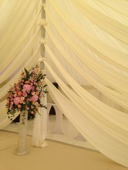 TJ Designer Wedding event decorating