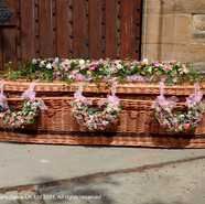 RIP Casket flowers Tributes Essex