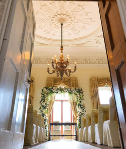 Boreham House Aisle carpet