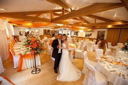 wedding at Mulberry House