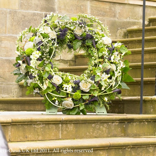 RIP Funeral Wreath Tributes