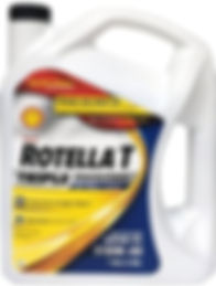 Shell's Rotella T Triple Protection engine oil