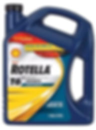 Shell's Rotella T6 Full Synthetic engine oil