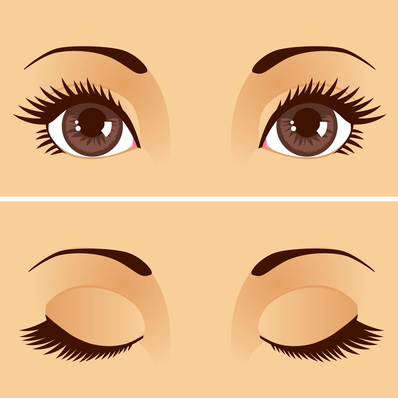 Séance yeux ouverts ou fermés
