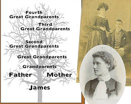 Personalised Family Tree Posters