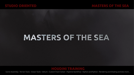 MASTERS of THE SEA is OUT !!!!
