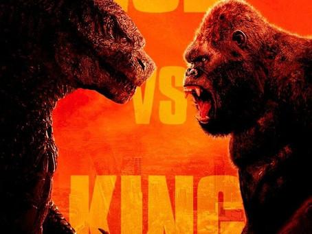 New Project Godzilla vs Kong