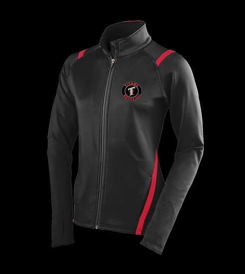 TITANS LOGO LADIES FREEDOM FULL ZIP JACKET
