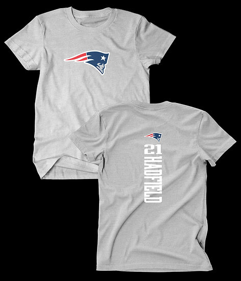 """PATRIOTS """"YOUR PLAYER"""" TEE"""
