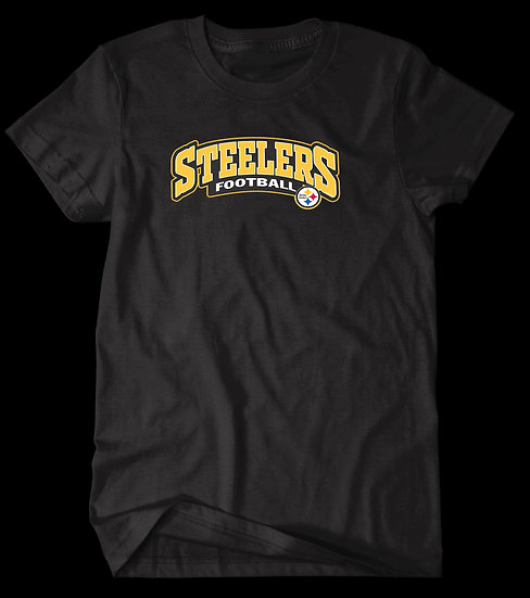 "STEELERS CREST ""YOUR PLAYER"" TEE"
