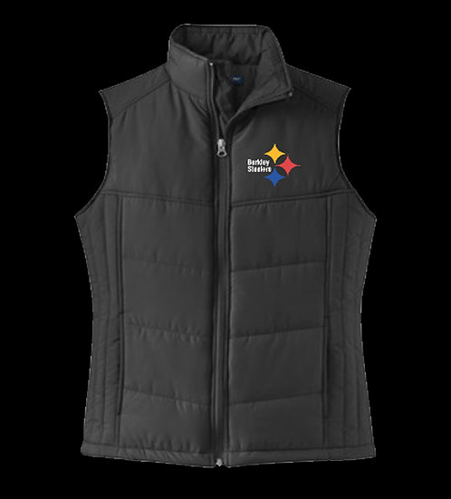 STEELERS PUFFY VEST