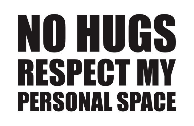 Do You Violate People With Your Hugs?