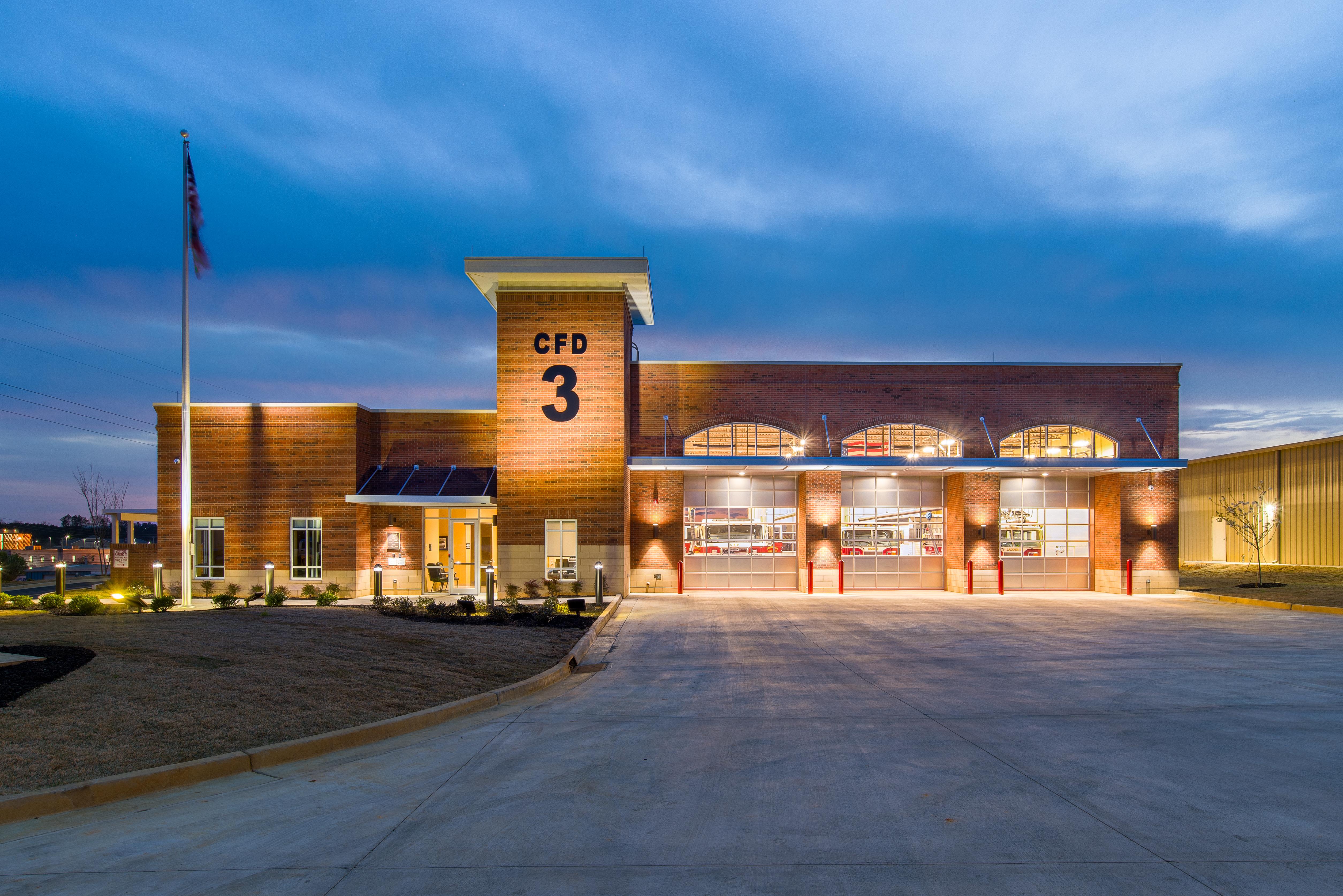 Cartersville Fire Station #3