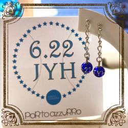 ex57) 6.22&JYH ピアス