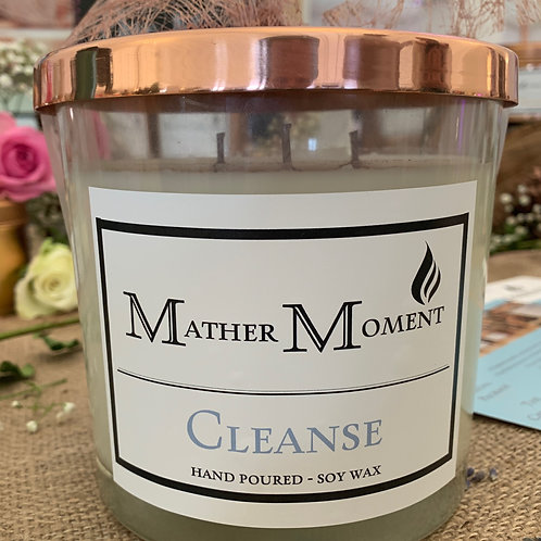 CLEANSE (3 WICK)
