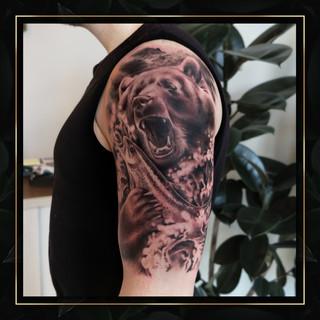 Tattoo by Kaya