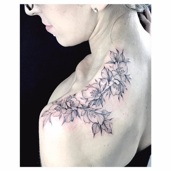 Tattoo By Arianna