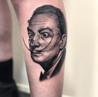 Tattoo by Mitch