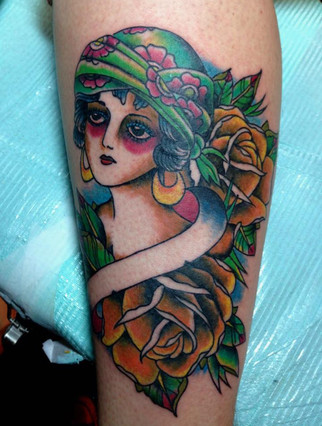 Tattoo by Henk
