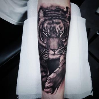 Tattoo by Joey
