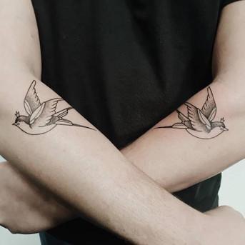 Tattoo by Jo