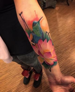 Tattoo by Jules