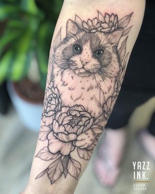 Tattoo by Yasmin