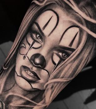 Tattoo by Militiny