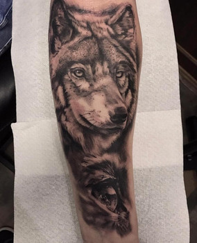 Tattoo by Jules