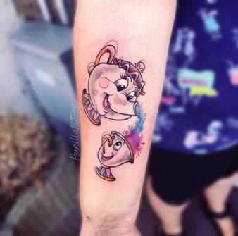 Pernilla tattoo