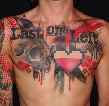 Tattoo by Claudia