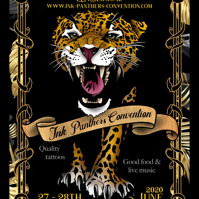 INK PANTHERS TATTOO CONVENTION