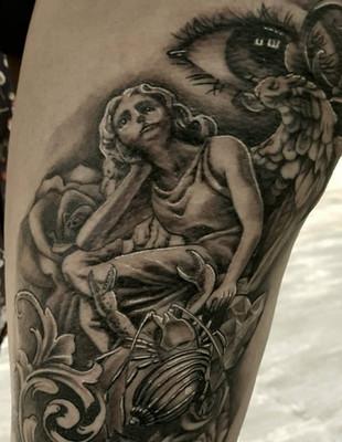 Tattoo by Johan