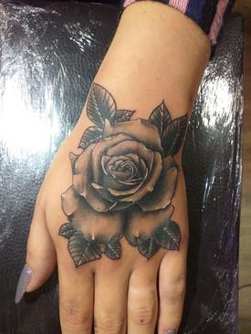 Tattoo by Benjamin