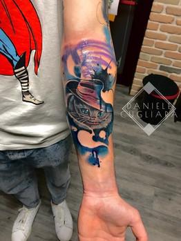 Tattoo by Danielle