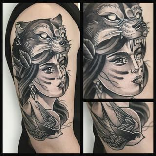 Tattoo by Jeroen