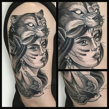 Tattoo by Jeroen