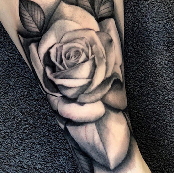 Tattoo by Militiny