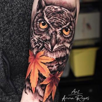 Tattoo by Anna