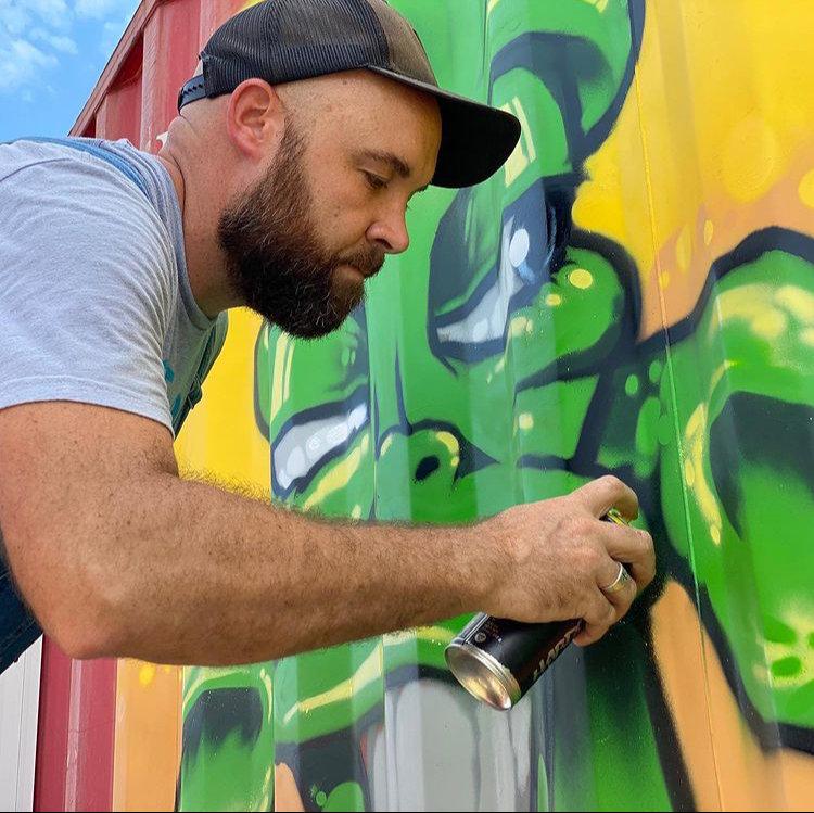 Aaron Darling Artist